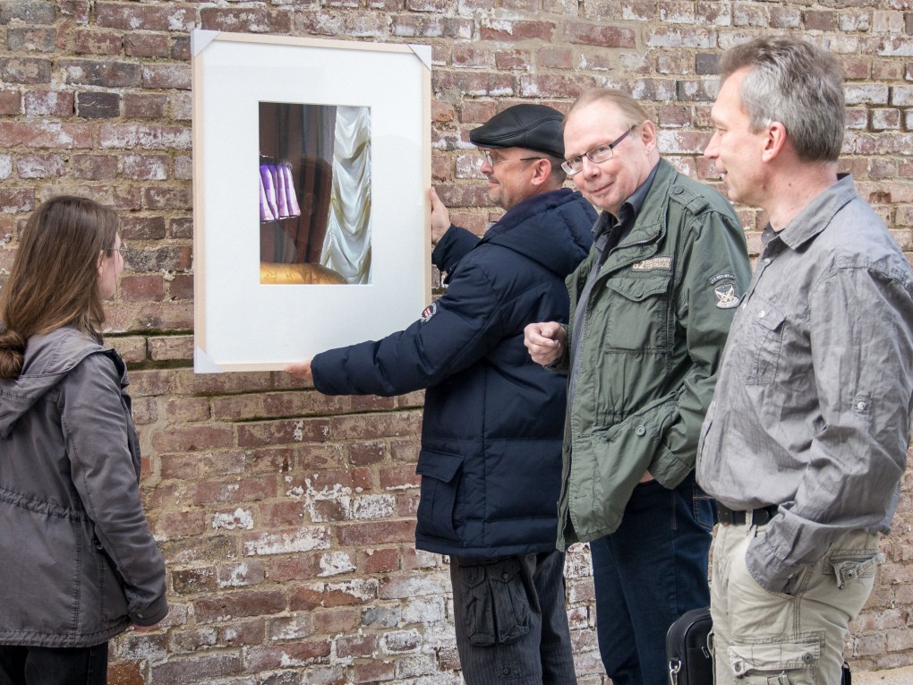 Vor-Ort-Termin im Fotomuseum, Photo by Volker Bachschneider