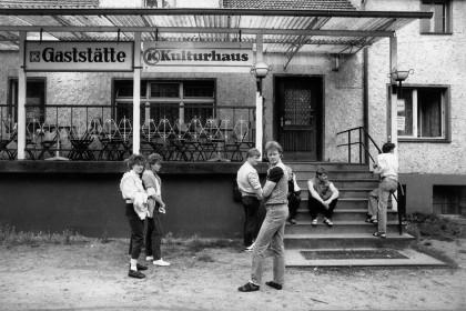 Foto und Copyright: Harald Hauswald/OSTKREUZ