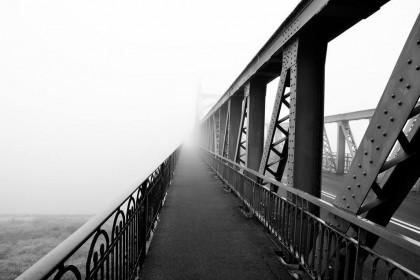 FOTO UND COPYRIGHT: Łukasz Jankowiak - Oder-Brücke