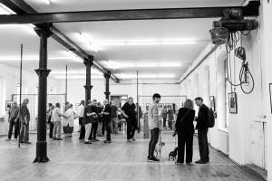 "01-Vernissage ""Fotografinnen der DDR"", Fotomuseum"