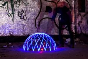 24-Workshop Lightpainting, Kühlhaus
