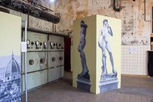 """44-Ausstellung """"Made in Photo"""", Kühlhaus"""