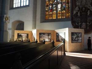 07-Ausstellung A. Bator, Peterskirche