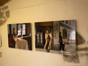 17-Ausstellung W. Lieberknecht, Jabob-Böhme-Haus