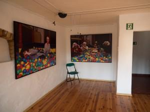 16-Ausstellung A. Szuba, Jabob-Böhme-Haus