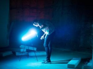 23-Workshop Lightpainting, Kühlhaus