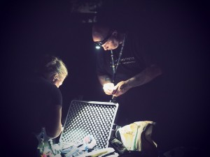 35-Präsentation Lightartfotografie, Energiefabrik